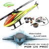 SAB Goblin Fireball With Motor, Blades, ESC and 4 servos