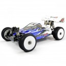 HOBAO HYPER VS 1/8 RTR BUGGY w/HYPER 21 3-PORT, SAVOX, 2.4ghz RADIO