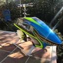 2ª Mano - Raptor N700 (NGX Conversion) Kit + Microbeast