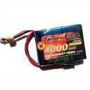 Gens ace 4000mAh 7.4V RX 2S1P Lipo Battery pack