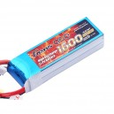 Gens Ace 1600mAh 14.8V 40C 4S1P Lipo Battery Pack