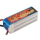 Gens ace 4800mAh 18.5V 5S1P 18/36C Lipo Battery Pack