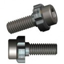 T-REX 700 HD Screw Spindle Shaft Set - 4 pc