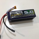 2ª Mano - Nano Tech 5000mAh 6S (1Ud)