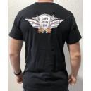 Camiseta Bulls Smackdown Copa Piston (Talla XL)