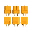 YUKI MODEL gold connector XT60 3 pairs