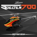 XLPower Specter 700 Limited Edition Champions Edition