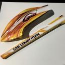 2ª Mano - Cabina + Tubo Goblin 630 Competition