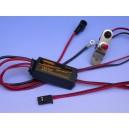 PLX Chispómetro de a Bordo 4,8v-6,0v
