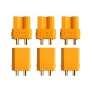 YUKI MODEL gold connector XT30U 3 pairs