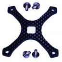 X - Carbon Fiber Frame Plate for LX0048