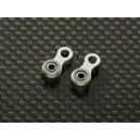 Tail Control Link w/ Bearings (Trex 500, 550, 600, 700) - (2Ud.)
