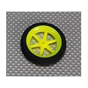 Super Light Multi Spoke Wheel D50x13mm
