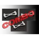 Frame Mounting Block -Combo Set, Trex 700E