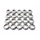 Frame C Washer M3 - Silver - 20pcs