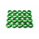 Frame C Washer M2.5 - Green - 20pcs