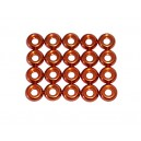 Frame C Washers M2.5 - Orange - 20pcs