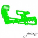 FUSUNO G10 Neon Green 2mm Side Frame (1pc) - Goblin 700