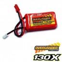 Overlander Extreme 350mah 7.4v 40C 130X LiPo Battery