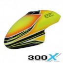 FUSUNO Litte Bee Airbrush Fiberglass Canopy 300X