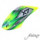 FUSUNO Stratovarious Airbrush Fiberglass canopy Gaui X7F