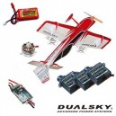 DualSky Extra 330 SC Pro Combo