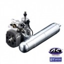 OS GT15HZ Petrol Helicopter Engine With 15HZ Powerboost Pipe