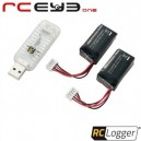 Lipo Battery and Charger Set For RC Eye One
