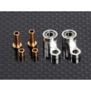 Heli Option Metal Tail Control Link Goblin 630/700/770