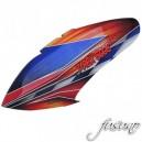 Tiamo Fiberglass Airbrush Canopy Trex 600 E Pro