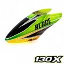 Blade 130X Fiberglass Painted Canopy