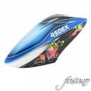 FUSUNO Graffiti Airbrush Fiberglass canopy 450EX New Shape