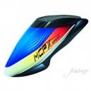 FUSUNO Dock Airbrush Fiberglass Canopy MCPX BL