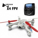 Hubsan X4 FPV 2.4Ghz Mini Quad Copter With Colour Screen Transmitter H10