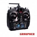 Graupner MZ-24 12Ch 2.4GHz HoTT Radio Combo