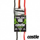 Castle Talon 15, 15AMP ESC 4S MAX HEAVY DUTY