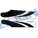 90 Carbon Fiber Tail Blade