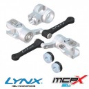 Lynx Heli Innovations MCPX-BL DFC Head Set Silver