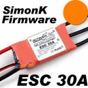 SimonK Firmware Multicopter Speed Controller ESC 30A
