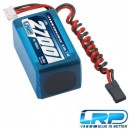 LRP VTEC LiPo 2700 RX-Pack 2/3 Hump - RX-only - 7.4V