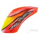 Fusuno Red Cobra Airbrush Fiberglass Canopy KDS Agile 5.5