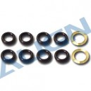 Damper Rubber Set