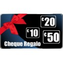 Cheque Regalo €10