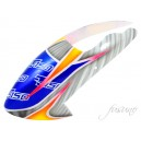 Fusuno Herrara fiberglass canopy Trex 150 (new shape)