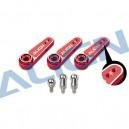 D6FF Metal Servo Horn Red