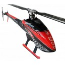 Sab Goblin 570 Helicopter Carbon Red Kit