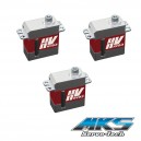 MKS HV93 High Voltage Micro Cyclic Servo x 3 Goblin 380