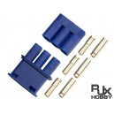 RJX 5.0mm EC5 Plastic Housing (90A rated) for motor and ESC