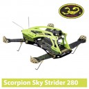 Scorpion Sky Strider 280 FPV Racing Airframe