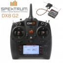 Spektrum DX8 Gen 2 Transmitter & AR8000 Receiver Combo